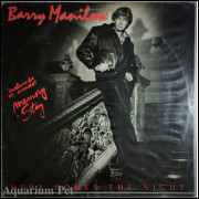 LP Barry Manilow - Here Comes The Night - 1982 Ed Brasileira 1983